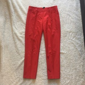 Kenneth Cole New York Red Pants